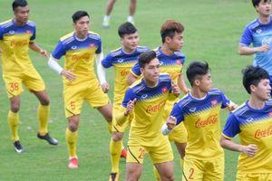 Lịch thi đấu U23 Việt Nam tại vòng loại U23 châu Á 2020 ngày 22/3