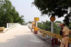 Lập chốt kiểm soát dịch tả lợn ở địa bàn giáp ranh Huế - Quảng Trị