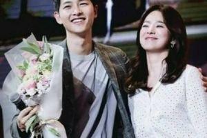 Trước tin đồn ly hôn, Song Joong Ki - Song Hye Kyo quyền lực cỡ nào?