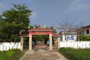 TNG Holdings Vietnam tài trợ 7,5 tỷ đồng xây trường học tại Hà Tĩnh