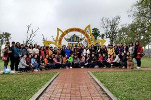 Sinh hoạt Câu lạc bộ nữ công quý I năm 2019