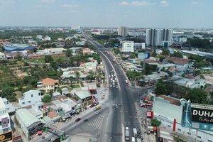 Thông tin Thuận An lên thành phố khiến đất nền 'sốt' xình xịch