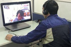 Tuyển dụng lao động qua hình thức phỏng vấn trực tuyến