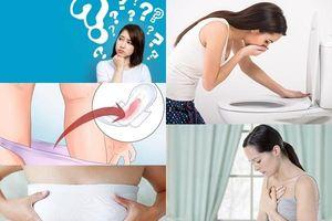 Những dấu hiệu mang thai lần đầu chị em nên biết