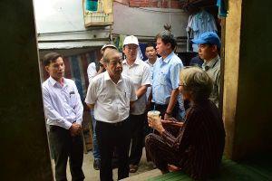 Hỗ trợ tối đa cho người dân khi di dời, giải phóng mặt bằng khu vực 1 Kinh Thành Huế