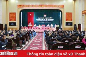 Đại hội đại biểu M TTQ huyện Nga Sơn lần thứ XVII, nhiệm kỳ 2019 - 2024