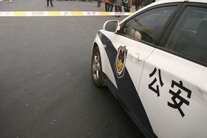 Cảnh sát Trung Quốc bắn hạ tài xế lao xe ôtô vào đám đông