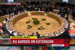 EU chấp thuận phương án lùi thời điểm thực thi Brexit