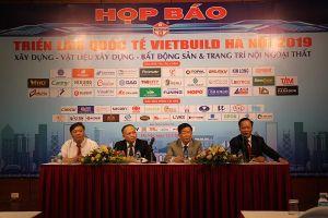Triển lãm quốc tế Vietbuild Hà Nội 2019