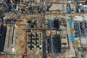 Nổ lớn tại nhà máy hóa chất Trung Quốc làm 47 người chết, 640 người bị thương