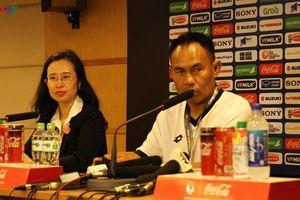 HLV U23 Brunei ấn tượng mạnh với Quang Hải