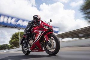 Honda Việt Nam ra mắt bộ ba mô tô phân khối lớn Honda CBR500R, CBR650R và CB500X
