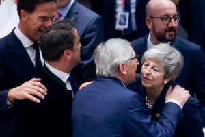 EU, Anh nhất trí lùi thời hạn chót Brexit