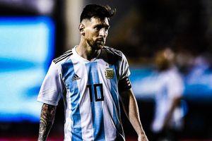 Highlights giao hữu quốc tế: Argentina 1-3 Venezuela