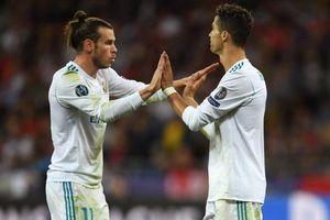 Bale phủ nhận mâu thuẫn Ronaldo trong thời gian khoác áo Real