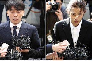 Seungri và bạn thân tiêu hủy bằng chứng ở điện thoại cao tay thế nào?