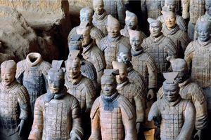 Đội quân đất nung kỳ lạ 'canh giữ' lăng mộ Tần Thủy Hoàng hàng thế kỷ