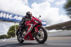 Honda ra mắt loạt xe môtô mới tại VN, giá từ 187 triệu