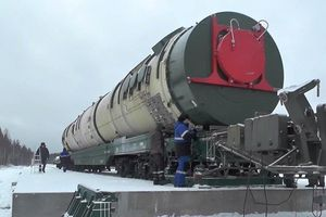 Nga khoe tên lửa Sarmat 'bất bại, xé nát mọi hệ thống phòng thủ'