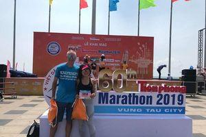 Nhiều vận động viên nước ngoài tham dự Tiền Phong Marathon 2019
