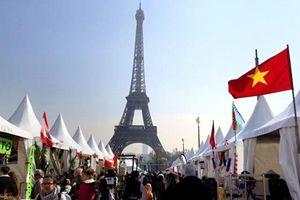 Ẩm thực Việt Nam tại 'Làng Ẩm thực quốc tế ' ở Paris