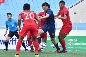 Cặp 'song sát' của U23 Thái Lan: Là đồng đội của Xuân Trường, U23 Việt Nam phải dè chừng