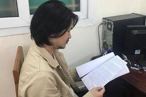 Đạo diễn Hoàng Nhật Nam gửi thư đến tòa sau phán quyết 'Tinh hoa Bắc Bộ' là phái sinh