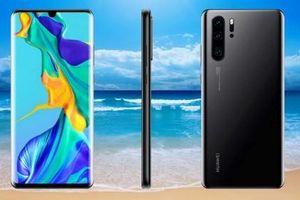 Huawei mua màn OLED từ Samsung để trang bị trên dòng P30 Pro