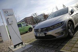 Thành phố đầu tiên trên thế giới có trạm sạc ô tô không dây