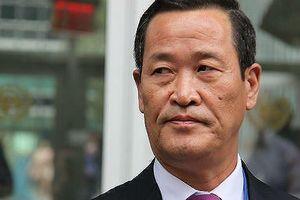 Đại sứ Triều Tiên tại Trung Quốc, Liên hợp quốc bất ngờ tới Bắc Kinh