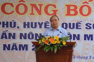 Thủ tướng: Chính quyền địa phương không được cửa quyền, hách dịch