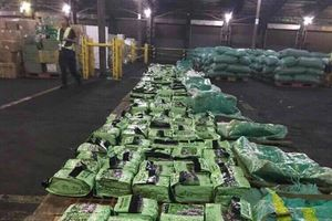 Phá đường dây ma túy xuyên quốc gia: Thu thêm 270kg ma túy ở Philipines