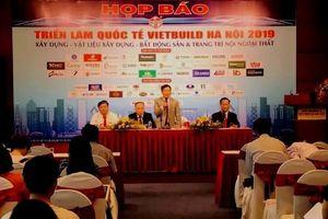 Hơn 400 doanh nghiệp tham gia Vietbuild Hà Nội 2019