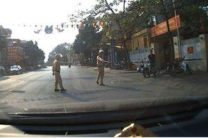 Công an huyện Thanh Hà (Hải Dương) thông tin phản hồi bài trên Báo Công lý