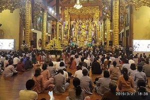 Có hay không việc bác sỹ BV Bạch Mai ủng hộ 'thỉnh oan gia trái chủ' tại chùa Ba Vàng?