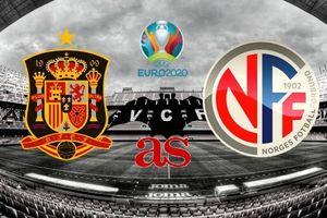 Vòng loại Euro 2020 Tây Ban Nha - Na Uy: 'Bò tót' lấy lại thanh danh sau World Cup