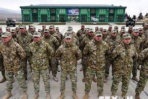 350 binh sỹ tham gia cuộc tập trận chung NATO-Gruzia 2019