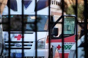 Trung Quốc: Xe du lịch bốc cháy khiến 26 người thiệt mạng