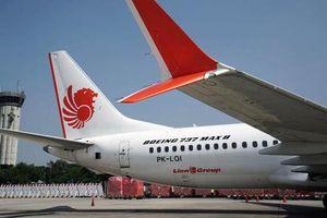 Hàng không Indonesia hủy đơn đặt hàng máy bay Boeing 737 Max