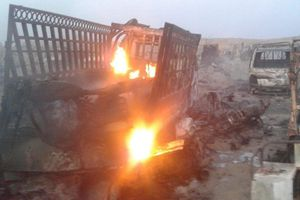 Mỹ tuyến bố đánh bại hoàn toàn IS, hàng trăm thường dân thiệt mạng ở Deir Ezzor