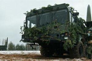 Nga bất ngờ 'dàn trận' toàn vũ khí đỉnh cao ở vùng đất nhạy cảm