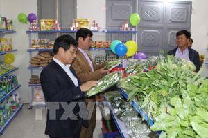 Ninh Bình xây dựng chuỗi cửa hàng nông sản an toàn