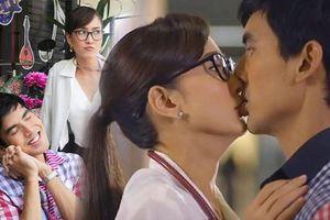Tập 1 'Rak Jang Eoi': Taew Natapohn mất nụ hôn đầu ngay từ cái chạm mặt đầu tiên với Ter Chantavit