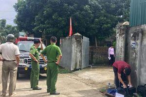 Lạng Sơn: Nghịch tử say rượu chém mẹ tử vong và con gái trọng thương