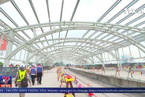 TPHCM tạm ứng hơn 2.100 tỷ đồng cho Metro số 1