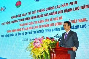 Cùng hành động chấm dứt bệnh Lao ở Việt Nam