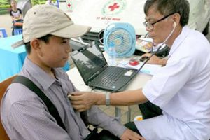 TP HCM: Chỉ 400/5.000 doanh nghiệp nộp kết quả khám sức khỏe tài xế
