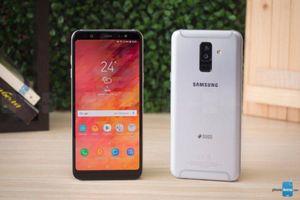 Samsung cập nhật Android 9.0 Pie cho Galaxy A6 +