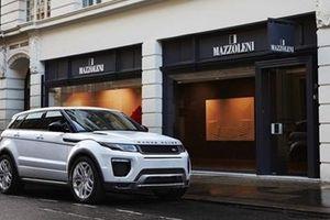 Land Rover thắng 'cuộc chiến bản quyền' trước bản nhái Landwind X7