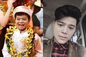 Quang Anh Voice Kids thay đổi khác lạ, đầy nam tính ở tuổi 18